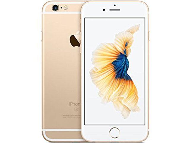 iPhone 6 64GB Gold MG4J2J/A au版