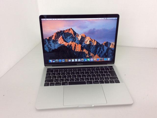 MacBook Pro Core i7 3.5GHz 13インチ(TouchBarモデル) Silver