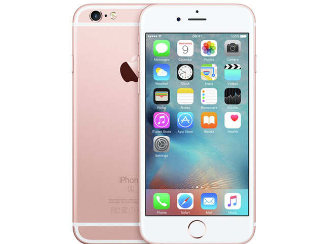 iPhone 6s Plus 128GB RoseGold MKUG2J/A au版