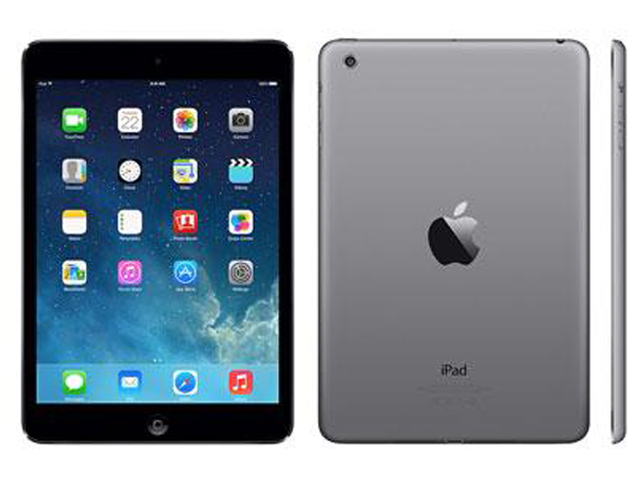中古iPad販売 iPad mini 4 Wi-Fi+Cellular モデル 64GB Space Gray MK722J/A Apple
