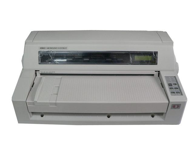 98プリンタ販売 MICROLINE 8480SU2-R OKI