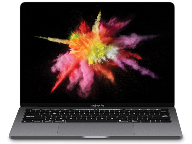 MacBook Pro Core i7 2.8GHz 15.4インチ(TouchBarモデル) SpaceGray