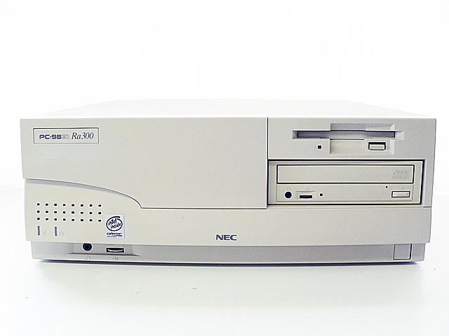 98デスクトップ販売 PC-9821Ra300 NEC