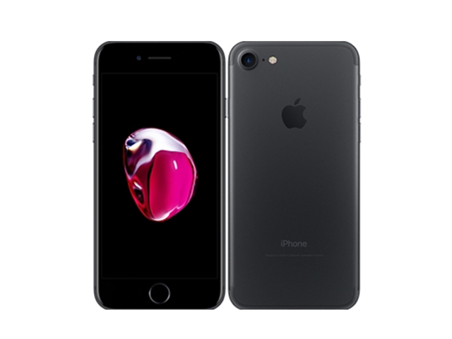 iPhone 7 128GB Black MNCK2J/A au版