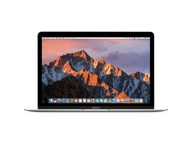 中古MacBook販売 MacBook Retina Core i5 1.3GHz Space Gray Apple