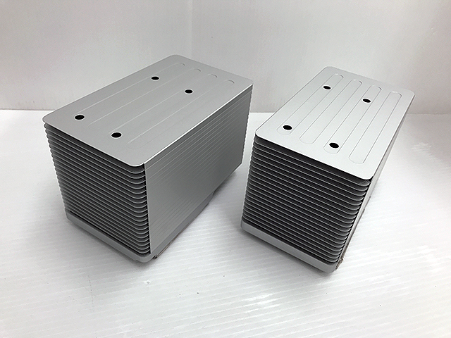MacPro (Early 2009) MB535J/A用 CPUヒートシンク 607-3272、607-3273