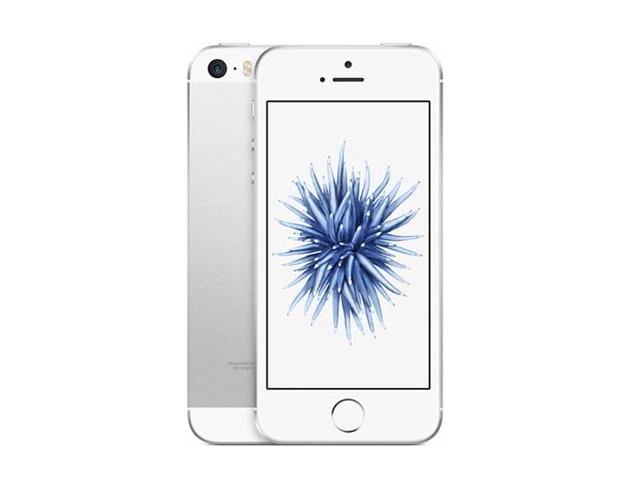 iPhone SE 64GB Silver MLM72J/A au版