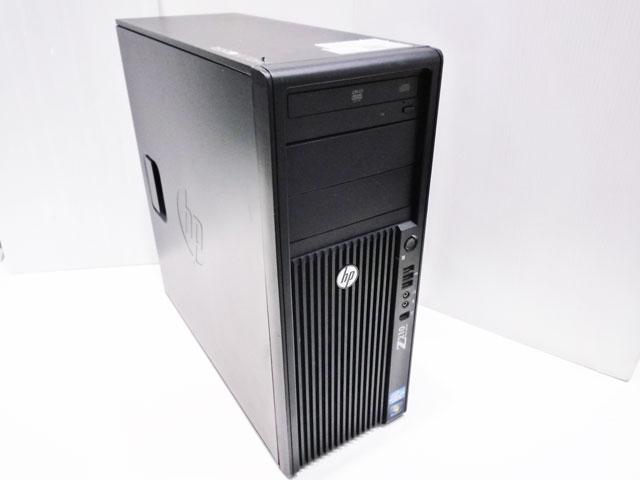 デスクトップパソコン hp  Z210 Workstation 画像1