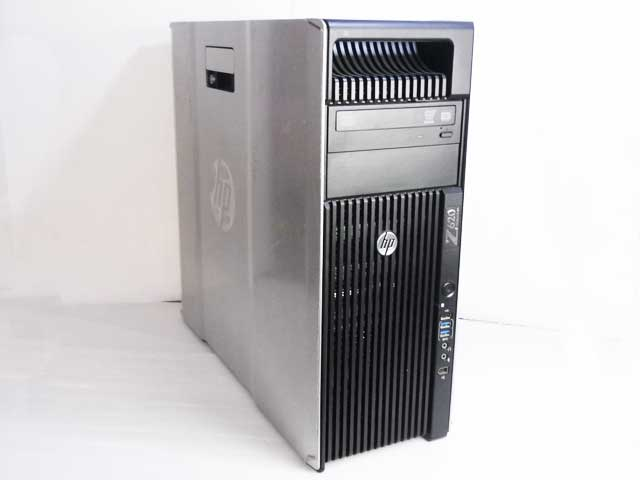 デスクトップパソコン hp  Z620 Workstation 画像1