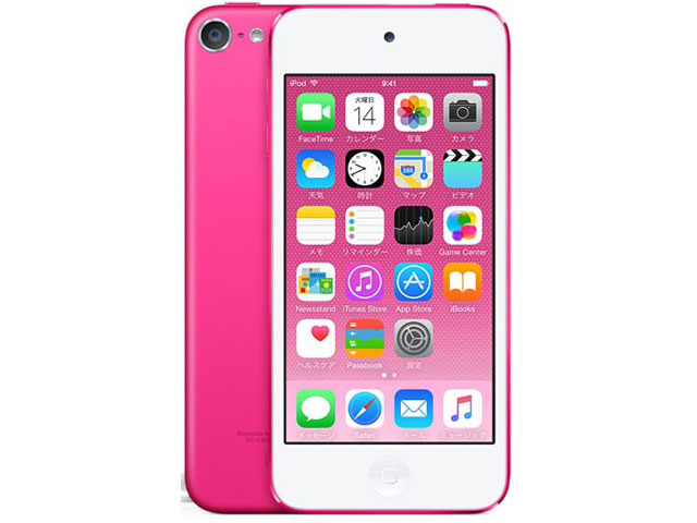 iPod touch 64GB ピンク MKGW2J/A