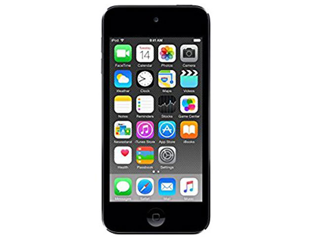 iPod touch 64GB グレー MKHL2J/A