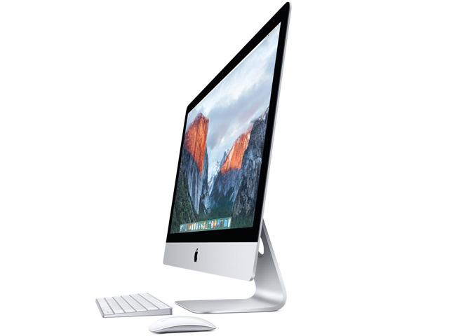 iMac intel Core i5 2.3GHz 21.5インチ Silver (2017/06)