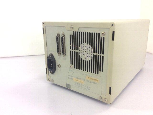 98周辺機器販売 PC-HD300U NEC