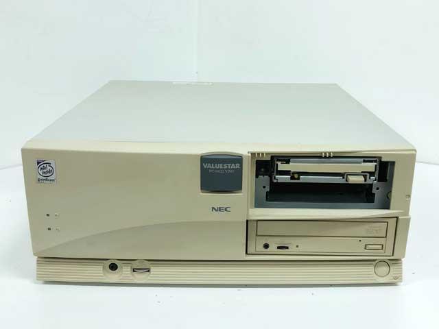 98デスクトップ販売 PC-9821V200 NEC