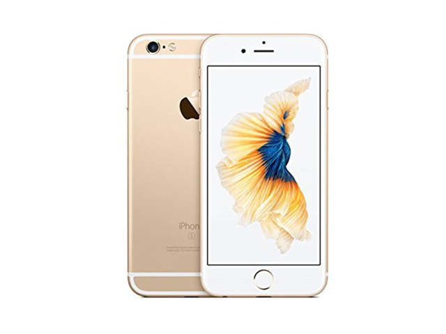 iPhone 6 Plus 128GB Gold NGAF2J/A au版