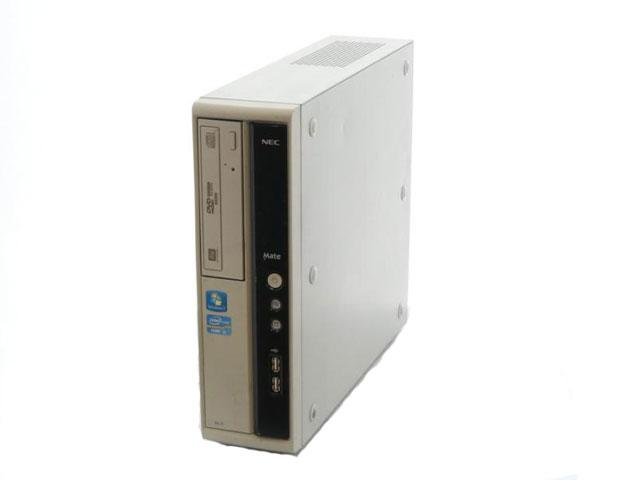 デスクトップパソコン NEC  Mate PC-MJ33LLZTJESD 画像1