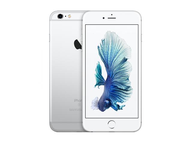 iPhone 6s Plus 64GB Silver MKU72J/A au版