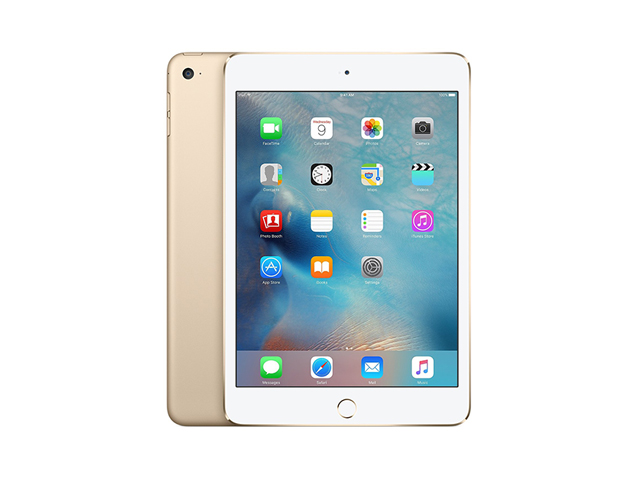 iPad mini4 Wi-Fi+Cellular 64GB MK752J/A Gold au版