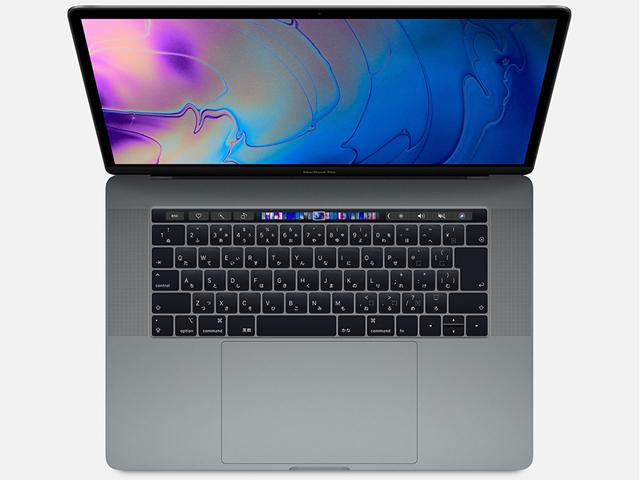 MacBook Pro Core i7 2.2GHz 15.4インチ(TouchBarモデル) SpaceGlay