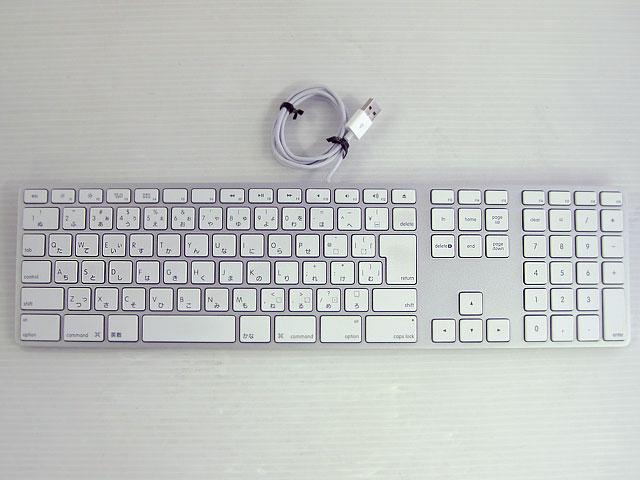 Keyboard アルミ(US) MB110LL/B