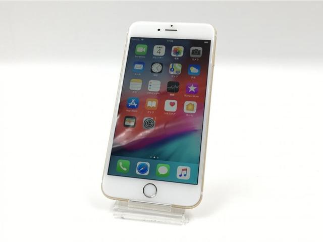 iPhone 6s Plus 16GB Gold MKU32J/A docomo版
