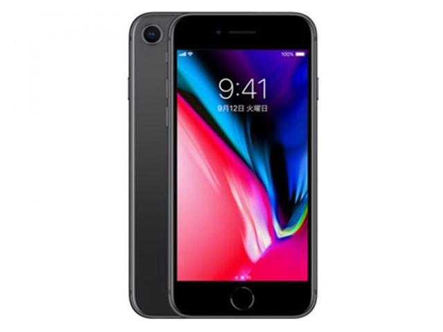 iPhone 8 64GB SpaceGray MQ782J/A SoftBank版