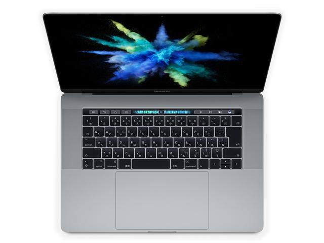 MacBook Pro Core i7 3.5GHz 13インチ(TouchBarモデル) SpaceGray