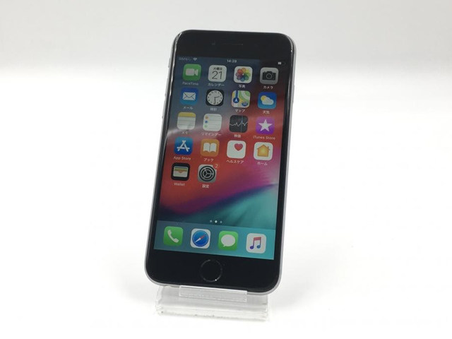 iPhone 6s 32GB Silver MN0W2J/A SoftBank版