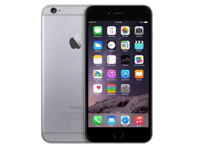 iPhone 6 Plus 16GB SpaceGray MGA82J/A au版