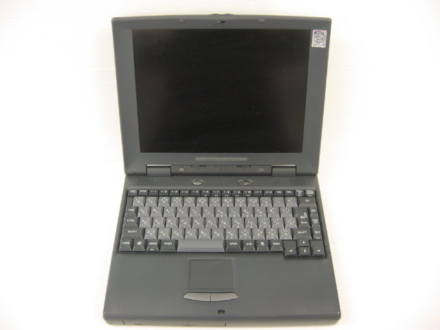 98ノート販売 PC-9821Nw133/D14 NEC