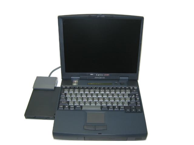 98ノート販売 PC-9821Nr166/X30F NEC
