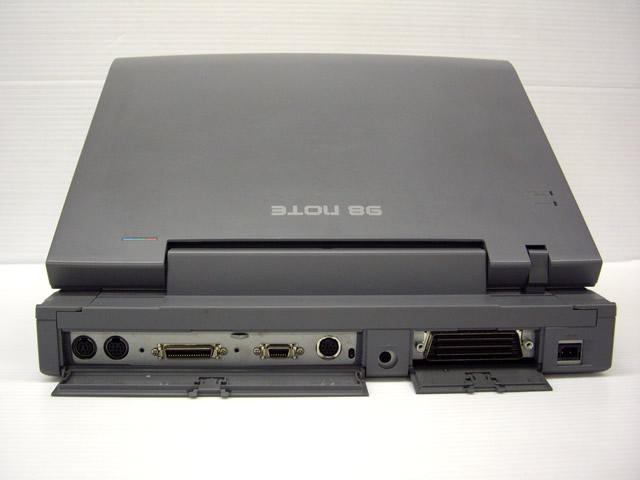 98ノート販売 PC-9821Np/340W NEC
