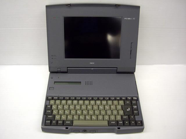 98ノート販売 PC-9821Nf/340W NEC
