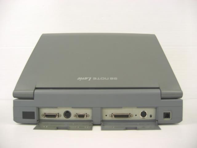 98ノート販売 PC-9821Nb10/5 NEC