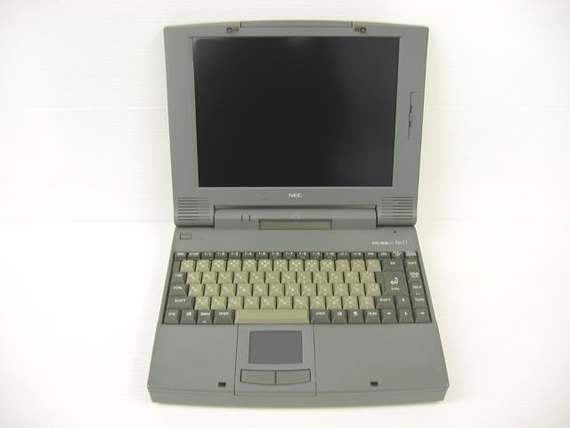 98ノート販売 PC-9821Na13/H10 NEC