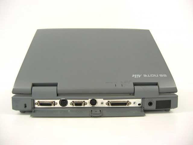 98ノート販売 PC-9821La10/S8 NEC