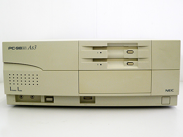 ■状態■ NEC PC-9821As3/U2