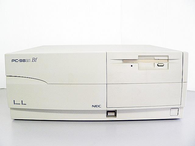 98デスクトップ販売 PC-9821Bf/U8W NEC