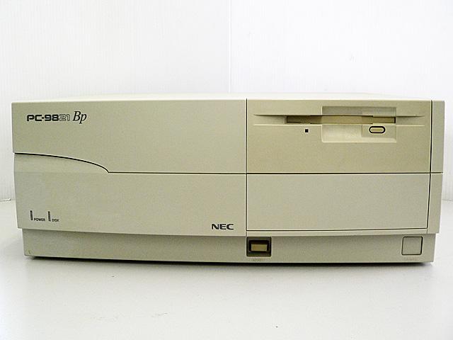 98デスクトップ販売 PC-9821Bp/U8W NEC