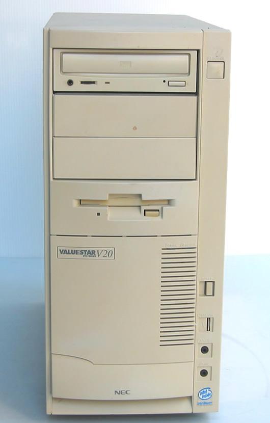 98デスクトップ販売 PC-9821V20/M7 NEC