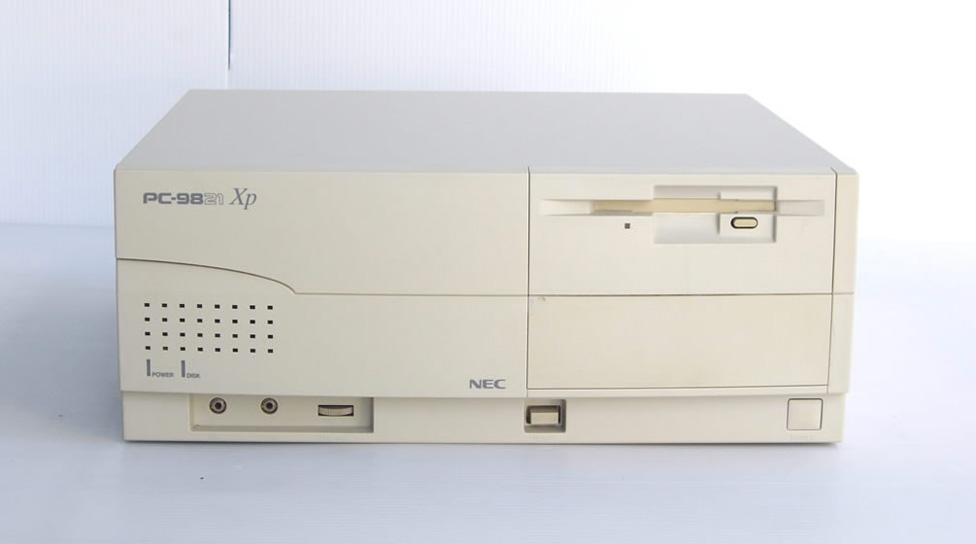 98デスクトップ販売 PC-9821Xp/U8W NEC