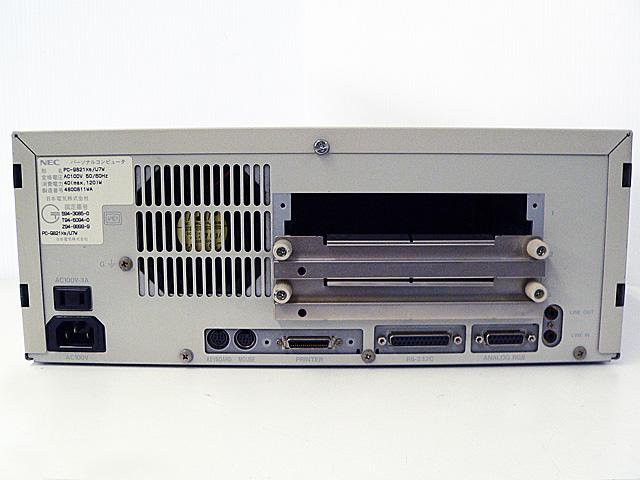 98デスクトップ販売 PC-9821Xs/C8W NEC