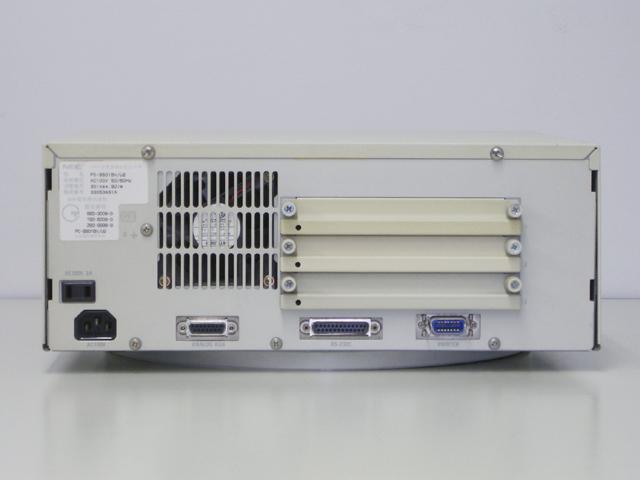 98デスクトップ販売 PC-9801BX/U2 NEC