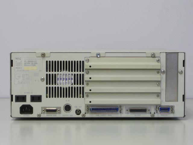 98デスクトップ販売 PC-9801DA/U2 NEC