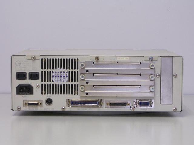 98デスクトップ販売 PC-9801ES2 NEC