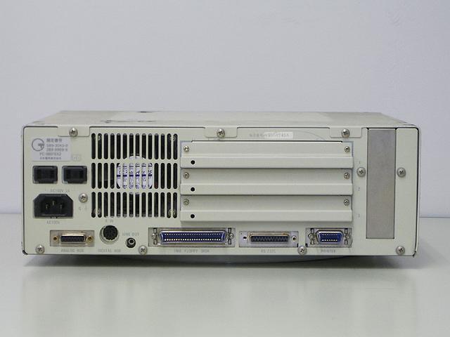98デスクトップ販売 PC-9801EX2 NEC
