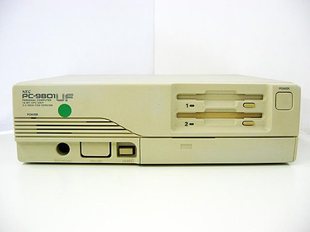 98デスクトップ販売 PC-9801UF NEC