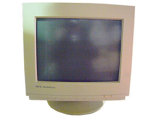 98モニタ販売 PC-KM153 NEC