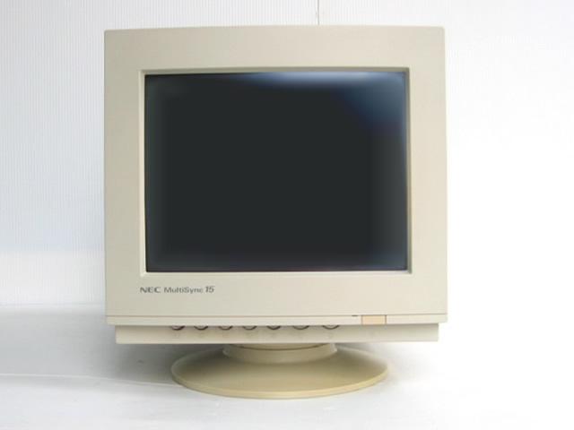 98モニタ販売 PC-KM153R NEC