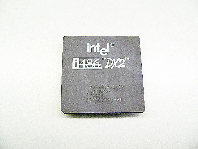 98パーツ販売 i486 DX2 50MHz Intel